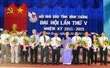Ông Nguyễn Quang Hiệp tái đắc cử chức Chủ tịch Hội Nhà báo tỉnh Bình Dương nhiệm kỳ 2011-2015