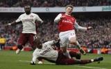 Arsenal hòa thất vọng trên sân nhà