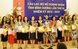 Các phong trào của phụ nữ Bình Dương: Phát triển ngày càng vững mạnh