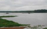 Mực nước các hồ khu vực miền Đông Nam bộ đang xuống thấp