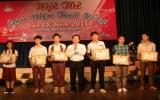 Trường THPT An Mỹ đoạt giải nhất toàn đoàn Giai điệu tuổi hồng tỉnh Bình Dương
