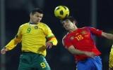 ĐKVĐ Tây Ban Nha thắng đậm trên sân Litva