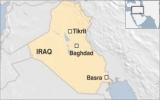 Iraq: Bắt cóc con tin tại hội đồng tỉnh, 53 người chết