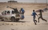 Libya: Quân chính phủ đánh bật phe đối lập