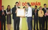 Tập đoàn Tân Hiệp Phát đón nhận bằng khen của Thủ tướng Chính phủ