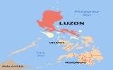 Động đất xảy ra ở Philippines
