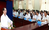 Hội nghị Ban chấp hành Đảng bộ tỉnh lần thứ 4, khóa IX: Tập trung chỉ đạo thực hiện quyết liệt các giải pháp kiềm chế lạm phát, ổn định kinh tế, bảo đảm an sinh xã hội