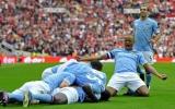Hạ gục MU, Man City vào bán kết cúp FA