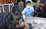 Binh sĩ Thái Lan, Campuchia tiếp tục giao tranh