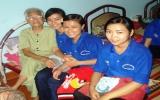 Đoàn phường An Thạnh (TX. Thuận An): Nhiều hoạt động hướng về cộng đồng