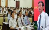 Khai mạc Hội nghị học tập, quán triệt Nghị quyết Đại hội Đại biểu toàn quốc lần thứ XI của Đảng khu vực phía Nam