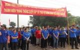 Tuổi trẻ Tân Uyên: Tiếp tục bảo vệ dòng sông quê hương