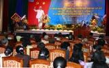Long trọng kỷ niệm 36 năm Ngày Giải phóng miền Nam 30-4 và Quốc tế Lao động 1-5