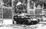 Ký ức người chỉ huy xe tăng 390 húc đổ cổng dinh Độc Lập