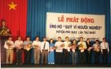 Quỹ Vì người nghèo huyện Phú Giáo: Đã đến tay người nghèo