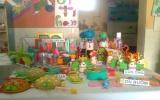 Các trường mầm non nói không với đồ chơi bạo lực