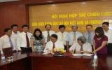 Trường Đại học TDM và Học viện KHXH Việt Nam ký kết hợp tác chiến lược
