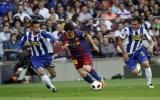 Thắng Espanyol, Barca chỉ còn cách chức vô địch 1 điểm