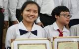 Học sinh Việt Nam dự thi khoa học quốc tế tại Mỹ