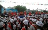 TX.Thuận An tổ chức lễ mitinh ngày thành lập Đội