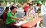 Tò he làng Xuân La - Hà Nội tại Bình Dương