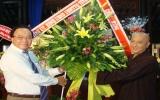Lãnh đạo tỉnh chúc mừng Tỉnh hội Phật giáo nhân lễ Phật đản Phật lịch 2555