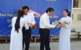 Lễ tri ân và trưởng thành của học sinh lớp 12 trường THPT Võ Minh Đức: Buổi chia tay đầy cảm xúc
