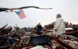 Số người chết vì lốc xoáy ở Mỹ lên tới 116