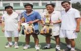 CLB Quần vợt TX.TDM: Điểm sáng của phong trào luyện tập thể thao