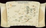 Tạo ra bản đồ hành chính Trường Sa từ hạt càphê