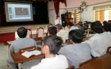 Khai mạc lớp tập huấn bồi dưỡng nghiệp vụ nhiếp ảnh khu vực Đông Nam Bộ