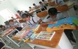 240 thí sinh tham gia Hội thi vẽ tranh Giải thưởng mỹ thuật thiếu nhi