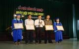 Trường Đại học Kinh tế - Kỹ thuật Bình Dương: Thêm 211 học sinh - sinh viên tốt nghiệp