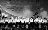 Giải thưởng Hồ Văn Mên: Tiếp sức học sinh nghèo đến trường