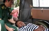 Ngư dân Quảng Ngãi cứu sống 10 thuyền viên nước ngoài
