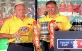 HLV Bryan Robson chia tay tuyển Thái Lan