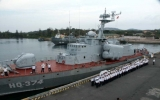 Xác nhận việc tập trận bình thường trên biển Đông