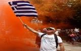Biểu tình biến thành bạo động ở Hy Lạp