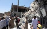 NATO không kích trúng dân thường Libya