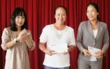 Sôi nổi hội thi karaoke Tiếng hát người làm báo Bình Dương
