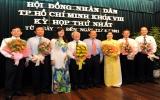 Bà Nguyễn Thị Quyết Tâm đắc cử chức Chủ tịch HĐND TP.HCM, ông Lê Hoàng Quân tái đắc cử Chủ tịch UBND TP.HCM