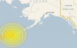Xảy ra động đất 7,4 độ Richter ở Mỹ