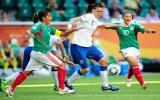 Giải vô địch bóng đá nữ thế giới 2011: Anh bị chia điểm, Nhật Bản thắng trận đầu