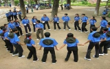 Tập huấn sinh viên tình nguyện