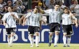 Khai mạc Copa America: Argentina