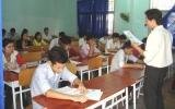 Bảo đảm một kỳ thi an toàn và tốt đẹp
