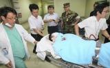 Hàn Quốc: Binh sĩ nổ súng sát hại 4 đồng đội