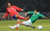 Thi đấu thiếu người, Bolivia bị Costa Rica hạ gục