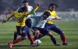 Tuyển Argentina hứng chịu chỉ trích