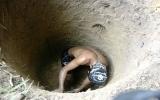 Sinh nhai bằng nghề... đào đất!